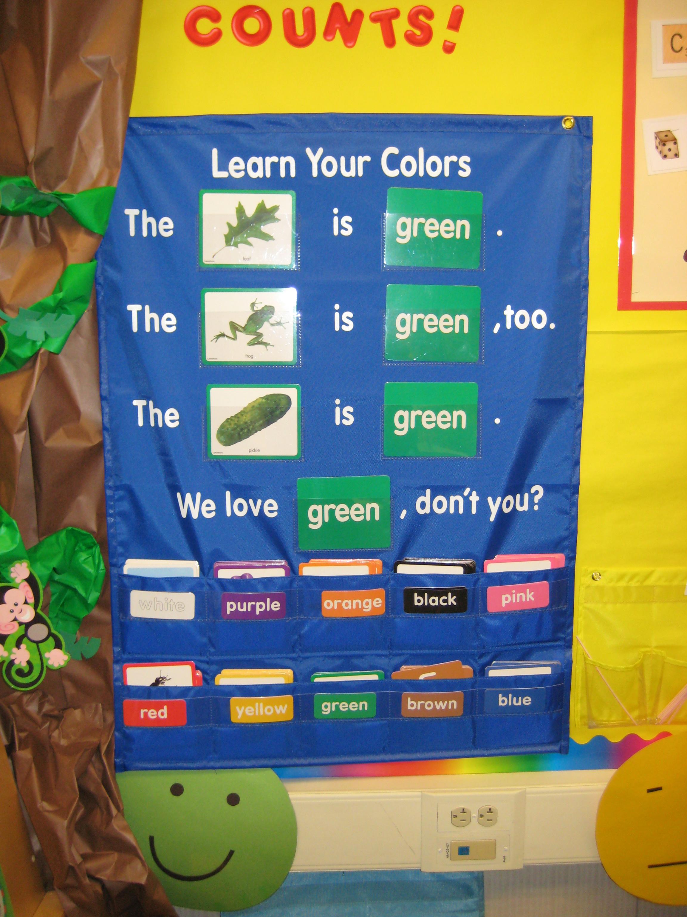 Classroom Website Ideas : Daycare colors theme decorticosis