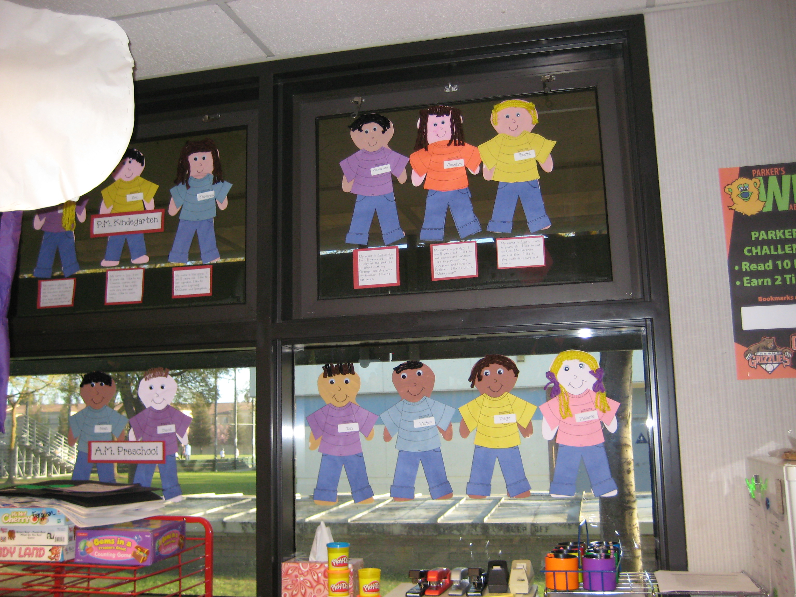 Ideas For Classroom Decoration Kindergarten : Preschool classroom decorating ideas