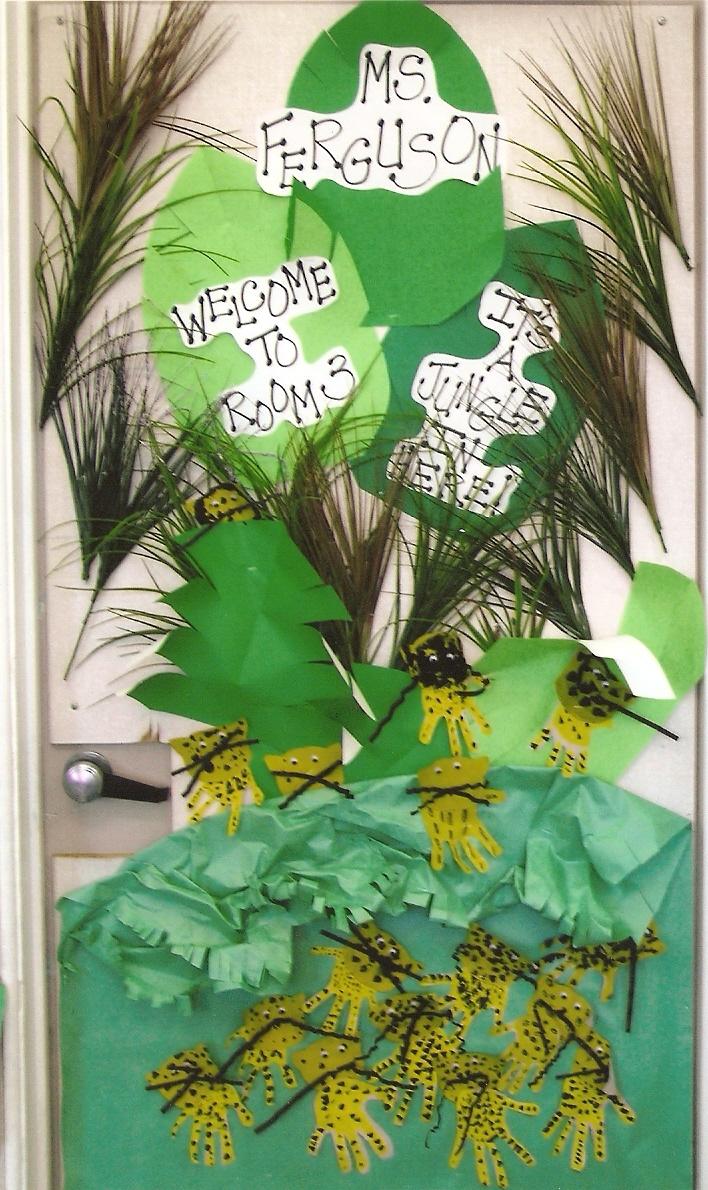 open-house-door-decor-2006 – mrs. kilburn's kiddos