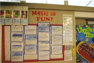 Ocean themed math word problems.