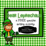 Dear leprechaun cover square