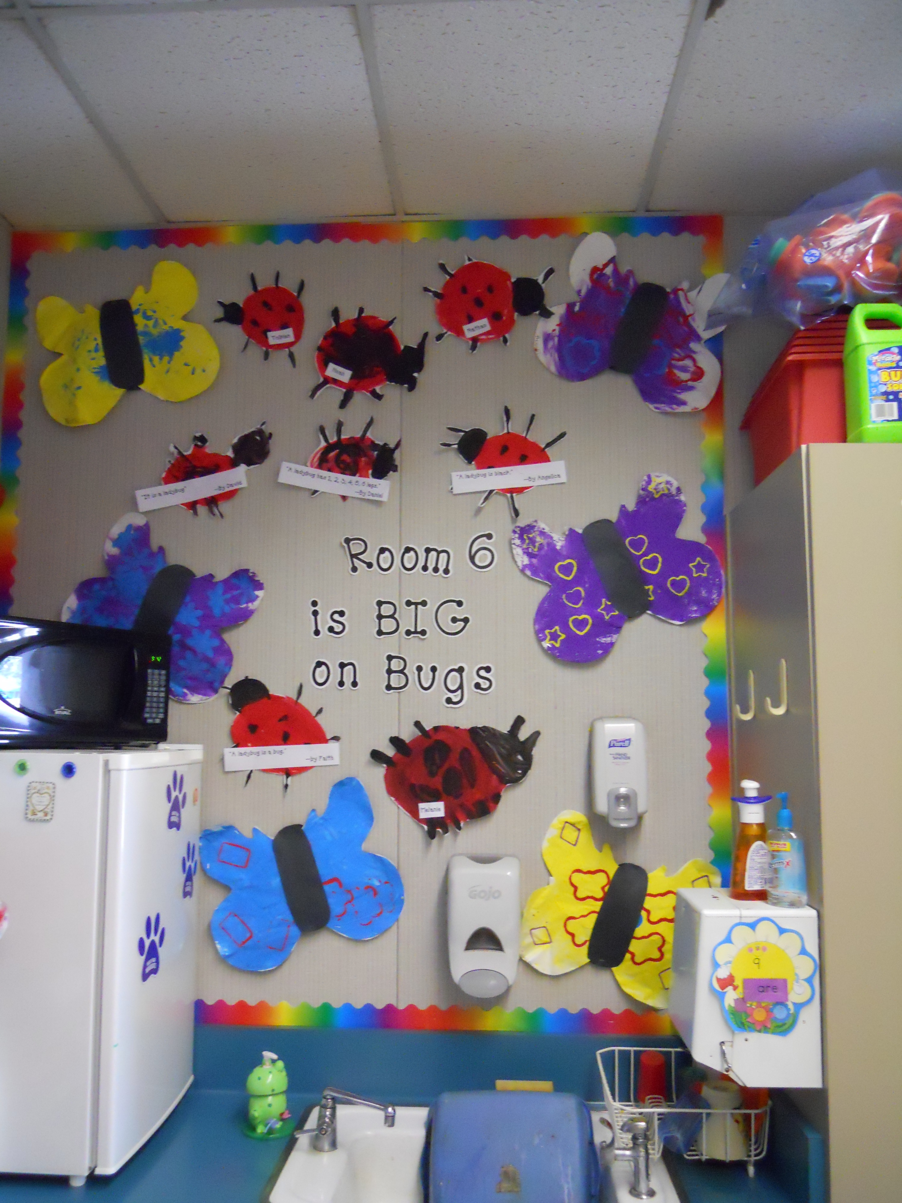 Classroom Decorations For April ~ I is for insect… mrs kilburn s kiddos