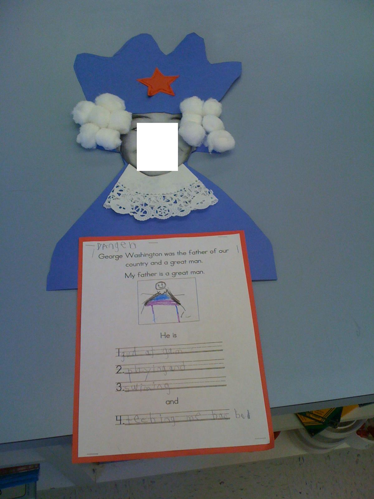 Here is another picture of a bulletin board my students completed a ...