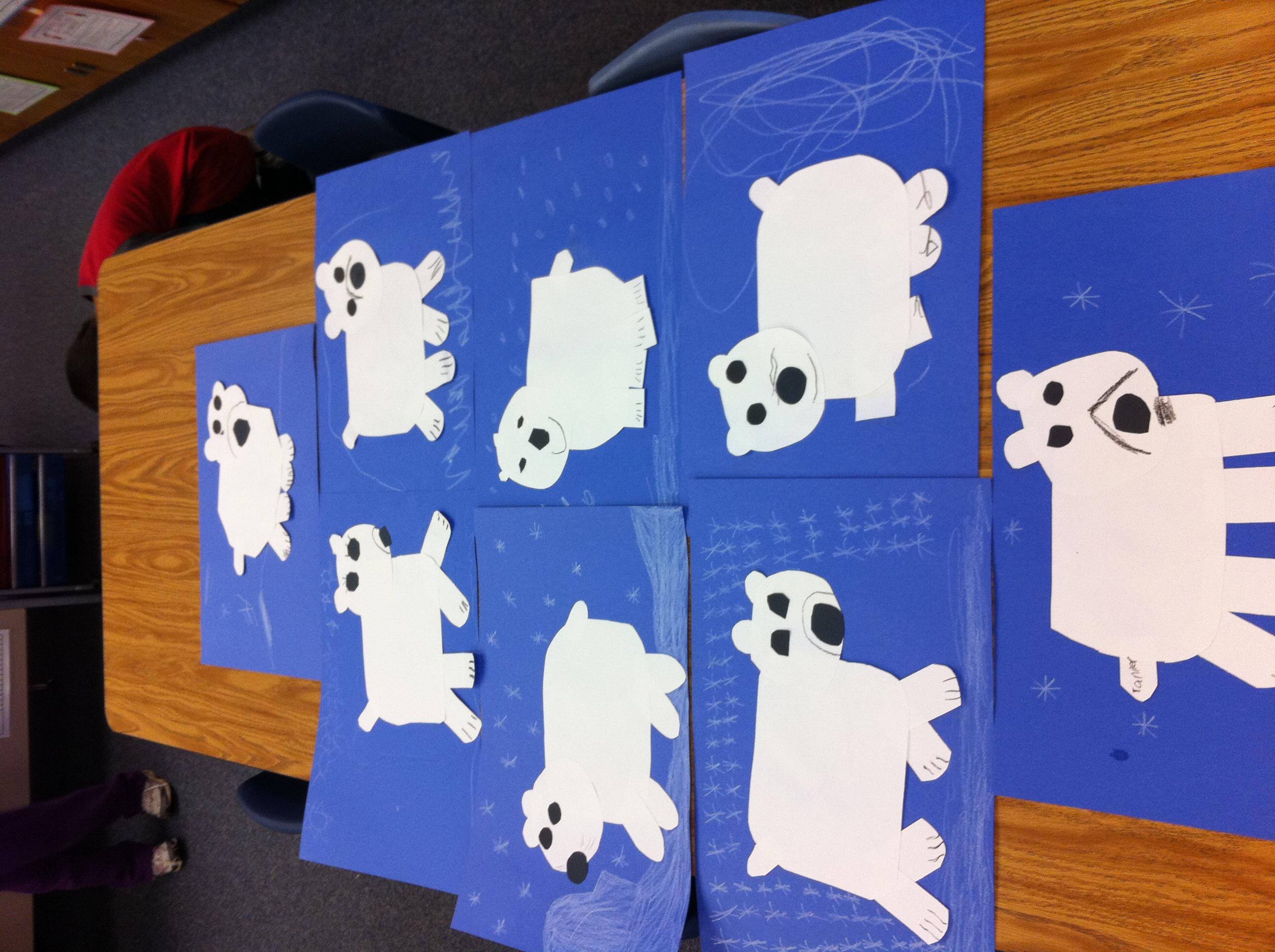 Penguins, Polar Bears and Eskimo Fun!   Mrs. Kilburn's Kiddos