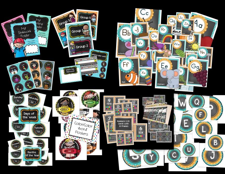 Classroom Decor Items : Classroom decoration ideas mrs kilburn s kiddos