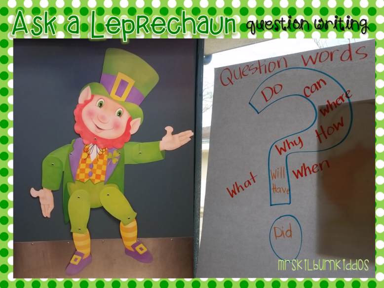 ask a leprechaun photo