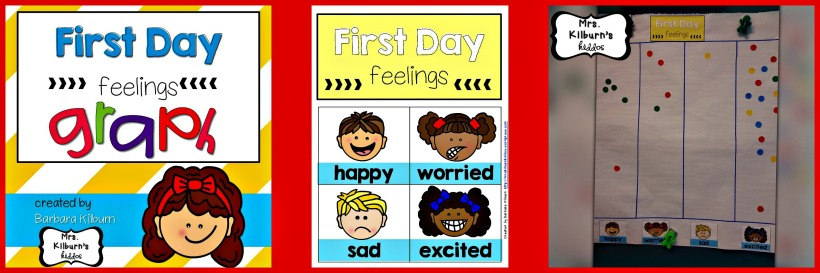 First Day feelings  Collage