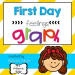 first day feelings square cover